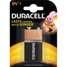 Duracell Alkaline Battery 9 V 1 pc