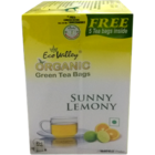 Eco Valley Organic Green Sunny Lemony Bags 25 Nos