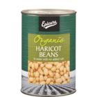 Epicure Organic Haricot Beans In Water 400 g