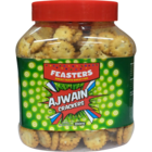 Feasters Ajwain Crackers 250 g