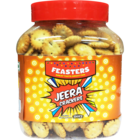 Feasters Jeera Crackers 250 g