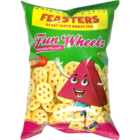 Feasters Masala Munch Fun Wheelz 60 g