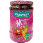 Feasters Mixed Fruit Jam Tub 200 g