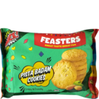 Feasters More Choice Pista Badam Cookies 150 g