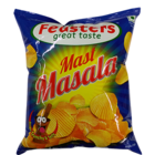 Feasters Potato Chips Masala 60 g