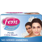 Fem Fairness Creme Bleach Blueberry With Milk & Pearl 52.8 g