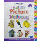 First Picture Book My First Picture Dictionary 1 1 pc