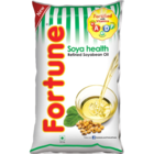 Fortune Soya Health Refined Soyabean Oil 1 Ltr