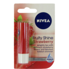 Nivea Fruity Shine Strawberry Lip Balm 4.8 g
