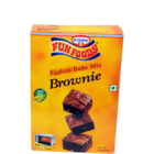 Fun Foods Eggless Bake Mix Brownie Flavour 250 g