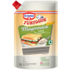 Fun Foods Mayonnaise Veg 875 g