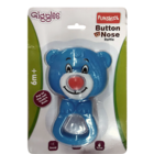 Funskool Button Nose Rattle 1 Pc
