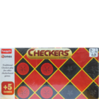 Funskool Checkers and 5 Other Games 1 Pc