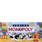 Funskool Family Games Junior Monopoly Board Game 1 Pc
