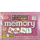 Funskool Memory Alphabets and Numbers 1 pc