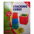 Funskool Pre School Assembly Stacking Cubes 1 Pc
