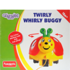 Funskool Twirlly Whirlly Buggy New Toy 1 Pc