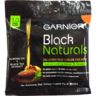 Garnier Black Naturals 1.0 Deep Black Cream Colour 40 ml