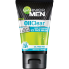 Garnier Men Oil Clear Face Wash 100 g