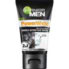 Garnier Men Power White Double Action Face Wash 100 g