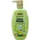 Garnier Ultra Blends Shampoo 5 Precious Herbs 640 ml