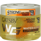 Gatsby Watergloss Super Hard Hair Gel 300 g