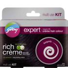 Godrej Expert Burgundy creme hair colour 20 g