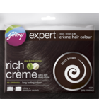 Godrej Expert Creme Hair Colour Black Brown 3.00 20 g