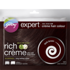 Godrej Expert Creme Hair Colour Dark Brown 4.06 20 g