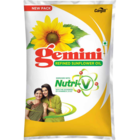 Gemini Refined Sunflower Oil 1 Ltr
