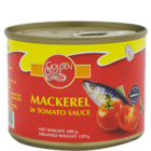 Golden Prize Mackerel in Tomato Sauce with Chili 200 g