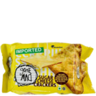 Gone Mad Cheese Crackers 110 g
