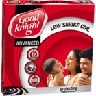 Good Knight Advanced Low Smoke Coil 10 Nos