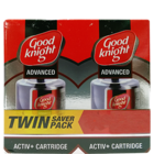 Good Knight Advanced Refill Twin Pack 2 X 45 ml