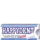 HappyDent Chewing Gum White Xylit 6.6 g