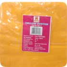 HD Creations Yellow Duster 18 X 18 Pack Of 4  Nos Box 1 pc