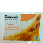 Himalaya Almond & Rose Soap 4 X 125 g