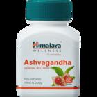 Himalaya Ashwagandha Anti-Stress Capsules 60 Nos