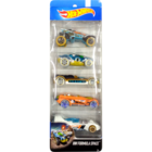 Hot Wheels 5 Car Gift Pack Set Assorted 1 pc