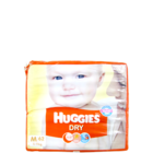 Huggies Dry Medium 5-11 Kg 60 pcs