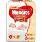 Huggies Ultra Soft Pants Small Size 50 pcs