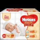 Huggies Ultra Soft Pants Xtra Small Size 20 pcs