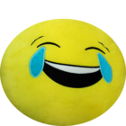 I Simple Life Jb Soft Cushion Smiley 29Cm Sa169-18-1 Loose 1 pc