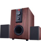 Iball Raaga 2.1 Full Wood Speaker 1 pc