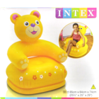 Intex Happy Animal Chair Assorted in Box Pack 1 pc