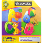 ITC Classmate Puzzle Learn The Alphabet 1 pc