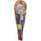 Jaspo Badminton Racket Standard Blossom S (2) + 1 1 pc