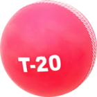 Jaspo Cricket Ball Standard Bright Coulour T 20 Wind Loose 1 pc