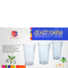 JB Glass Set Of 6 Nos 240 ml