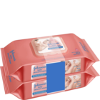 Johnson & Johnson Baby Skin Care Wipes Super Saver Pack 2 x 80 Wipes